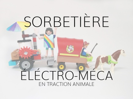 Sorbetière électro mécanique